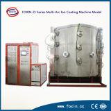Máquina Titanium de la vacuometalización de la hoja PVD del color del acero inoxidable