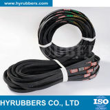 Axe, Bx, Cx, Dx Cogged Rubber V Belt, Cogged V-Belt