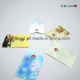 Втулка безопасности RFID алюминиевая преграждая владельца карточки