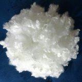 Fibra de grampo de poliéster recicl para a fibra não tecida