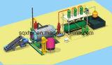 5ton熱分解のプラスチックプラント精錬によって使用されるプラスチック