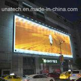 Anunciando a luz ao ar livre do diodo emissor de luz dos media do Signage do quadro indicador do projector para o quadro de avisos