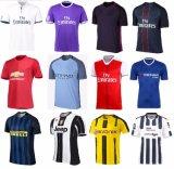 Berufs- Qualität kundenspezifischer Fußball Jersey für Weltcup-Liga-Abgleichung-europäische Cup-Verein