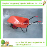 Cheapest 및 Strong Hot Sale Style Wheelbarrow (WB6404R)