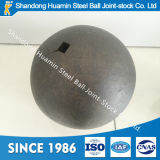 Bille de meulage en acier de Molybednum pour les matériaux réfractaires