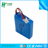 動力工具のための李ポリマー164060 3.7V 4000mAh電池