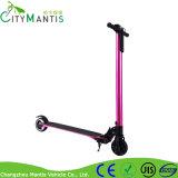 Leichte faltbare elektrische Skateboard-Kohlenstoff-Faser-elektrischer Roller