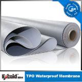 Membrana d'impermeabilizzazione di Tpo/materiale impermeabile
