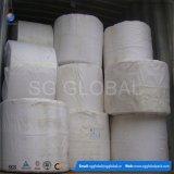 Tissu tubulaire tissé par pp blanc fournisseur de la Chine dans une Rolls