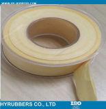 Fita amarela de PTFE usada no cabo
