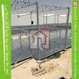 Chambre préfabriquée mobile en acier de projet du Qatar bonne