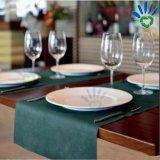 1m x 1m des Vliesstoff-pp. gesponnene Tablecloth/50GSM TNT nichtgewebte Tisch-Seitentriebe Tisch-Tuch-/Disposable-der Gaststätte-nicht