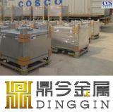 Контейнер нержавеющей стали IBC Ss304/Ss316L