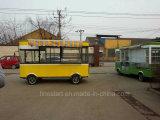 Глубокий автомобиль шведского стола трактира тележки лапши лимона тележки Fryer