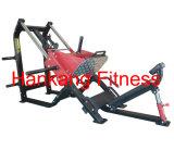 Força do martelo, equipamento da ginástica, aptidão, 45° Pé Press-PT-719