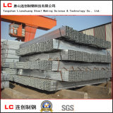 Hot promocional Dipped Galvanized Steel Pipe para Structure Building
