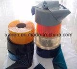 黒い/Bronze/Welding緑PVCカーテン