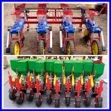 Sembradora del trigo/máquina conducidas alimentador del plantador del maíz con la tolva del fertilizante