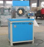 Máquina de friso da melhor mangueira automática do controle do PLC da qualidade