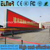 Alta tablilla de anuncios a todo color al aire libre de LED del contraste P16mm