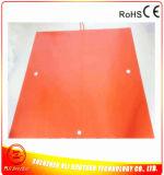 cobertores de aquecimento industriais elétricos do silicone 110V (calefator)