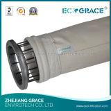 Высокотемпературный упорный цедильный мешок PPS сборника пыли воздушного фильтра