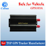 Sistema di inseguimento di GPS della fabbrica con l'inseguitore 103A di GPS del veicolo di inseguimento di Web