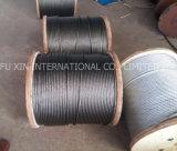 Câble métallique Non-Tournant pour la grue 18X7, 19X7, 35X7