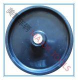 Räder des 3 Zoll-kleine Plastikpp. für Spielwaren