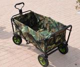 Chariot se pliant de jardin compressible de service de gosse