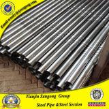 Prezzo ondulato di lucidatura del tubo impresso rivestimento per il corrimano della scala e della finestra