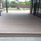 WPC, Decking mélangé de la couleur WPC, Decking en bois des graines