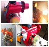 Oil diesel Burner in Steam Boiler con Good Stability