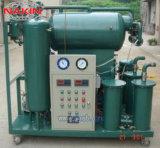 Macchina di filtrazione del petrolio del trasformatore di vuoto Zy-10