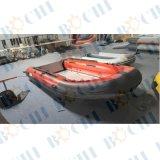 膨脹可能なボートのテント3メートルのPVC