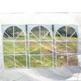 鋼鉄屋外の折りたたみの6つのPCSの側面が付いている容易な破裂音のおおいのテント