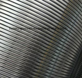 Tuyau de filtrage Drilling de puits d'eau d'acier inoxydable d'écran de fil de cale