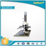 Máquina de la prueba de impacto de la gota del conjunto o del cartón de papel