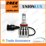 LED Car Headlight, 25W 2000lm Super Bright