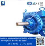 moteur à courant alternatif Électrique triphasé d'admission de 655kw 380V 25Hz