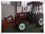Аграрный трактор 70HP 4WD с Ce и ISO