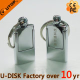 La mejor impulsión 16GB de la pluma del USB del metal del eslabón giratorio de la calidad y del precio