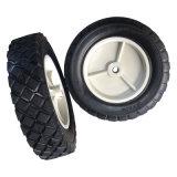 """10 rotella di gomma solida del carrello di pollice 10 """" X1.75 """""""