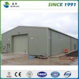 Gruppo di lavoro prefabbricato del magazzino della costruzione della struttura d'acciaio a Qingdao
