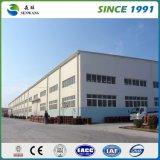 Almacén moderno de la estructura de acero en Suráfrica por China 27 años de fábrica