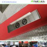 Kundenspezifische Qualitäts-Laser-Ausschnitt-Teile mit Herstellungs-Firmenzeichen