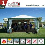Structure en gros de tente d'hexagone de bâti pour l'événement extérieur de l'usine