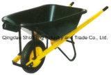 Hochleistungsschubkarre des Bauernhof-Tools150kg (WB7801)