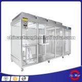 Airkey a personnalisé le modèle modulaire de pièce propre, le Cleanroom ISO7 modulaire