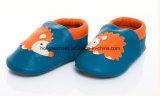 동물성 모형 디자인: 가죽 아기 신발